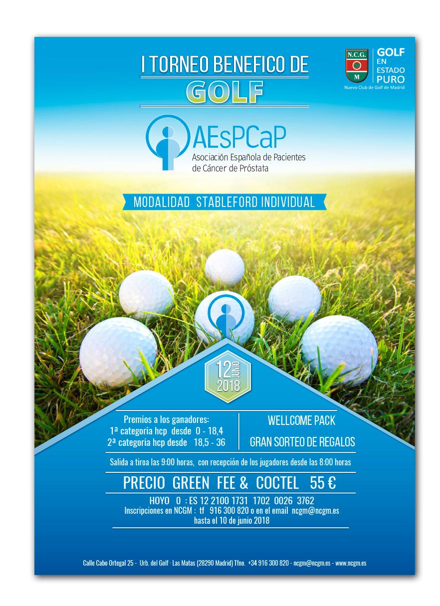 Galería I torneo benéfico de Golf